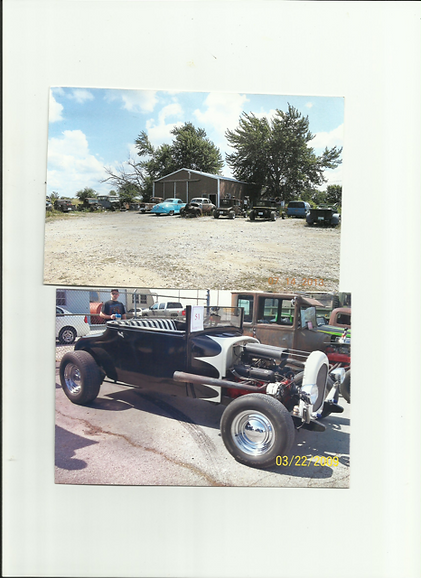 More of Dale's Custom Cars
