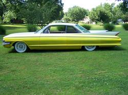 Gary Mundy's Cadillac