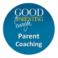 Good Enough Parenti Coaching Sign U