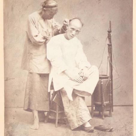 Unser Reporter war dabei.                       Die Ostasien-Expedition 1869