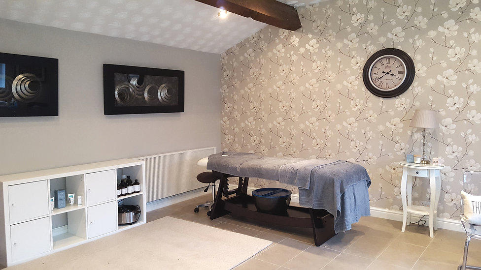 Massage and Beauty Room Plumley Knutsfor