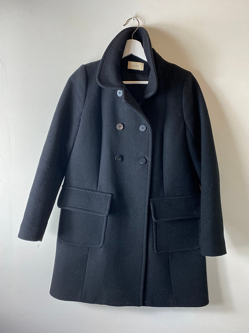 Manteau Bash noir T.36