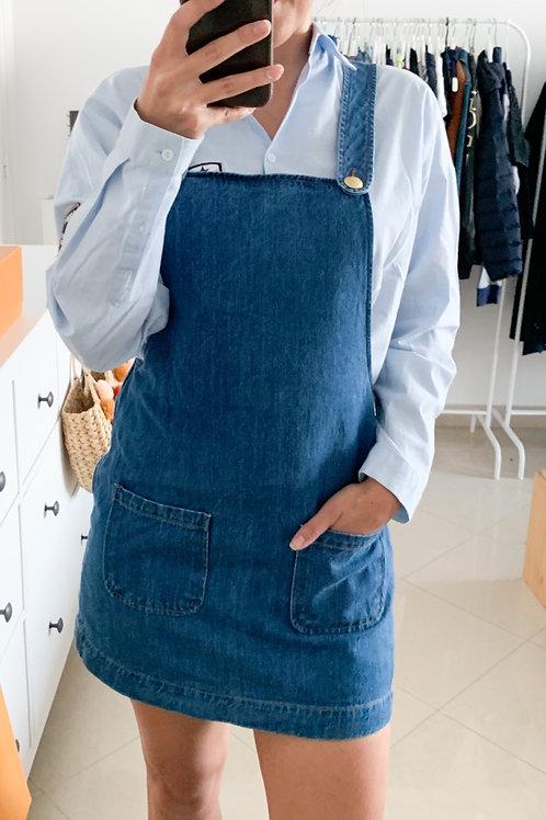 Robe en jean Sezane taille 38