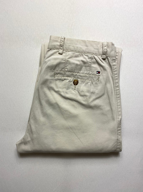 Pantalon Tommy H beige