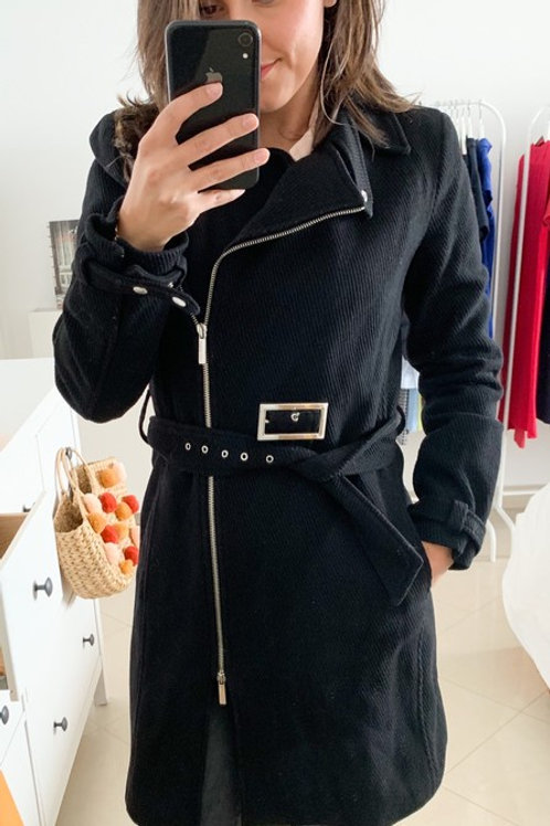 Manteau Armani Jeans noir T.38