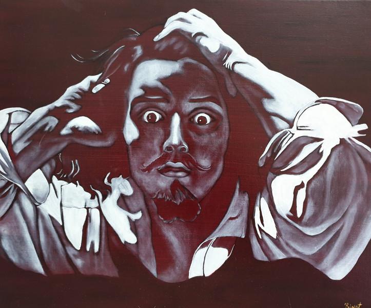 Portrait Courbet