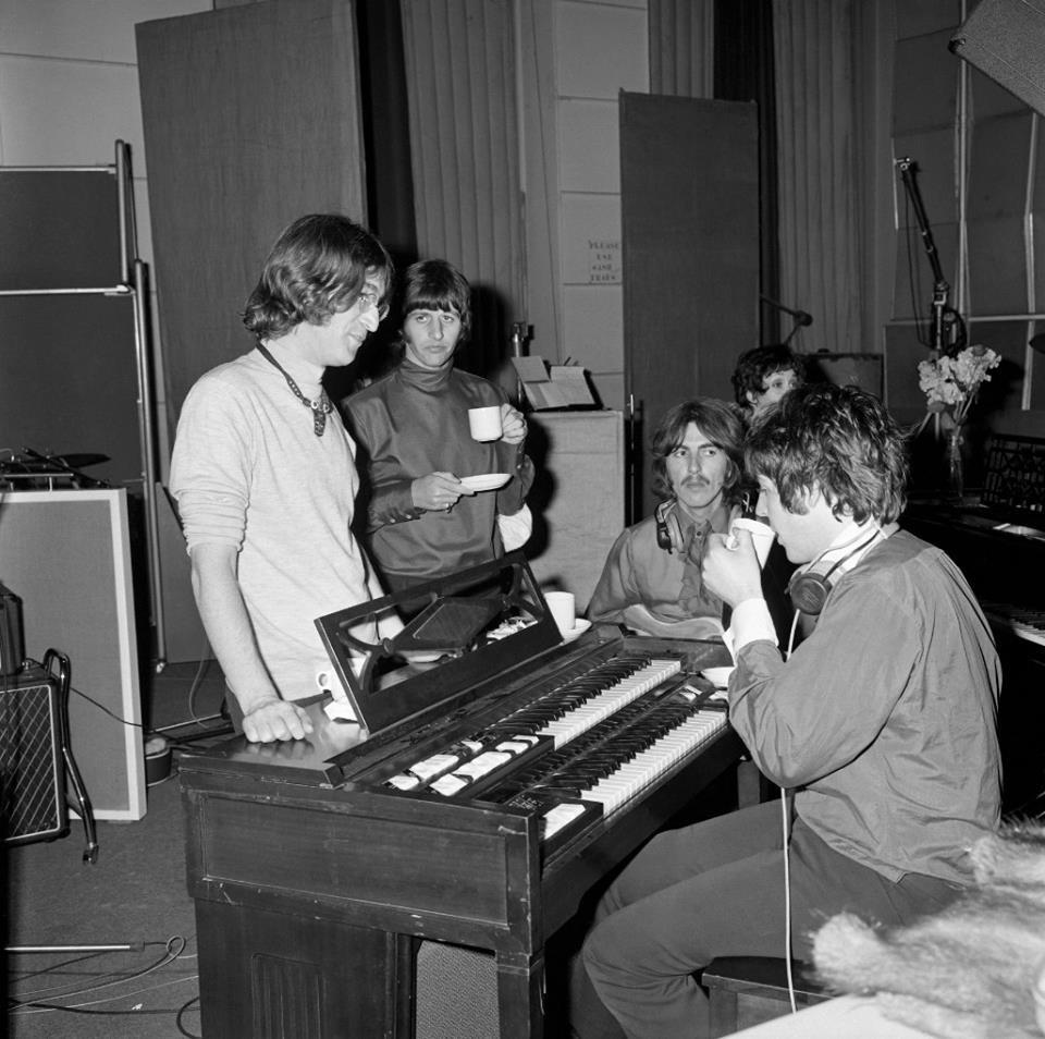 4 June 1968 Hey Jude