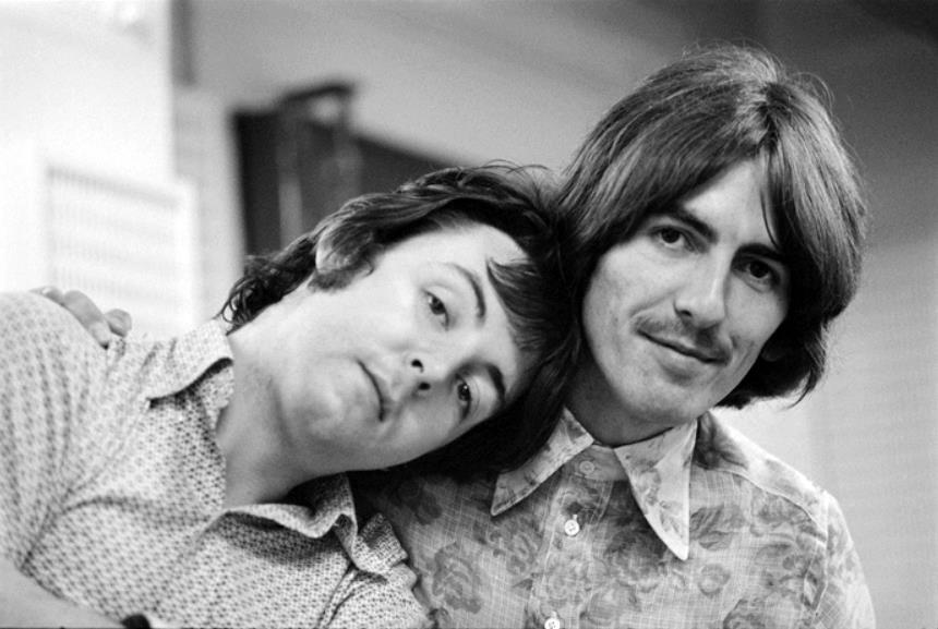 Happiness Is A Warm Gun 25 septembre 1968 (photo Linda McCartney)