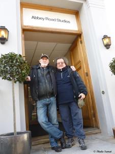 Jacques Volcouve & Rod Davis ex Quarryman