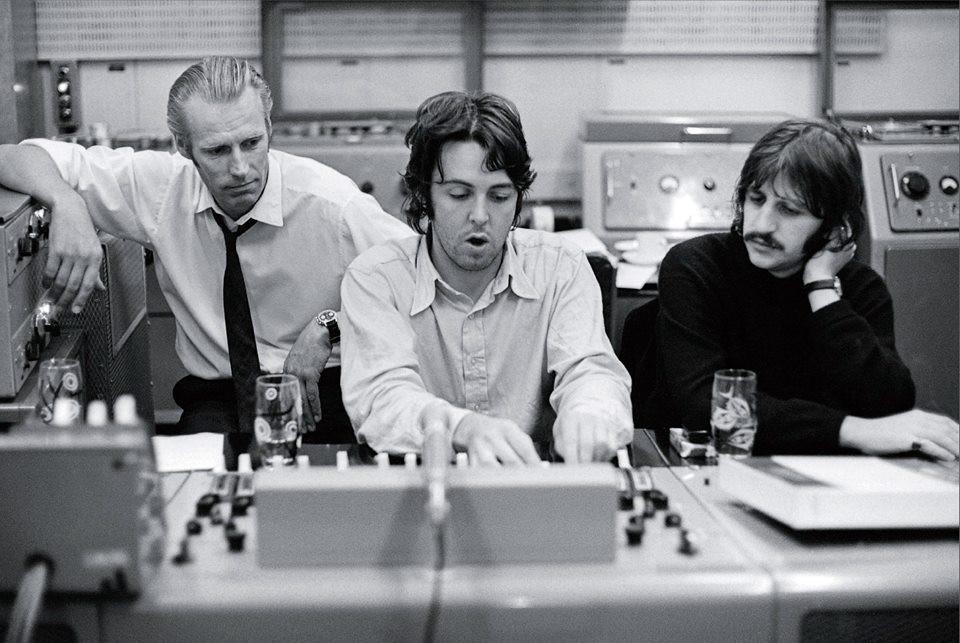 Birthday 14 octobre 1968 (photo Linda McCartney)