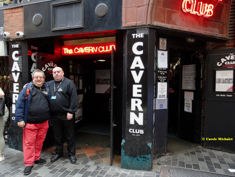Liverpool Cavern Club août 2018