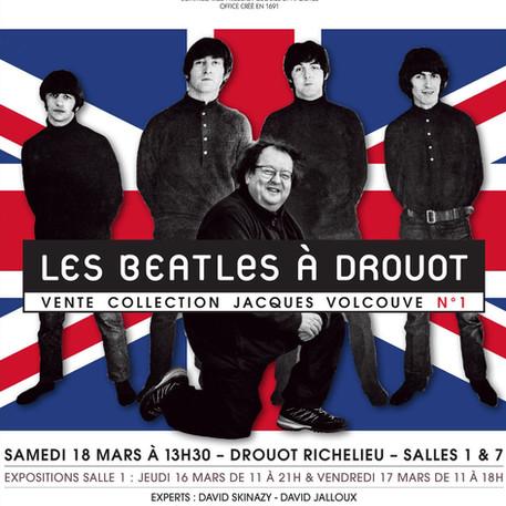 Jacques Volcouve, la mémoire des Beatles