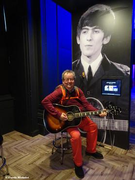 British Music Experience Liverpool National Museum of Popular Music août 2018