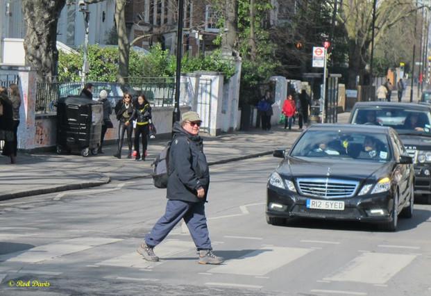 Jacques Volcouve Abbey Road 2013