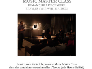 Master Class Double-Blanc