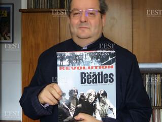 Rencontre avec Jacques Volcouve, l'historien des Beatles