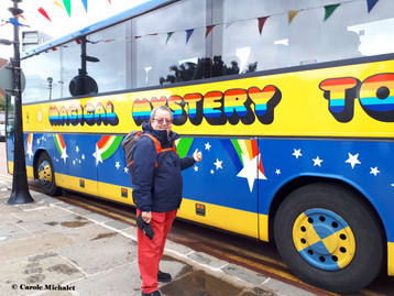 Liverpool Magical Mystery Bus août 2018