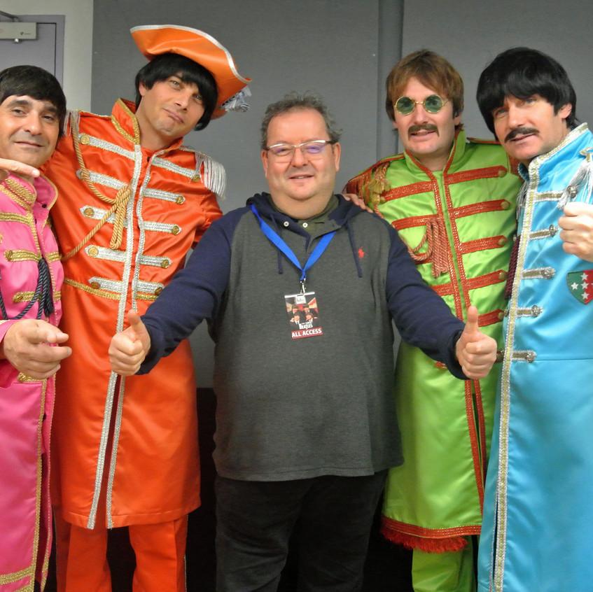 Love Beatles et Jacques Volouve