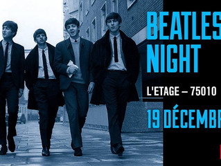 Beatles Night à l'Etage !