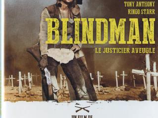 Le scandale de la réédition de Blindman (le justicier aveugle)