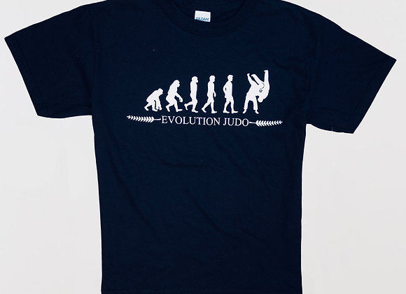 'Judo Evolution' Tee (Kids and Youth)