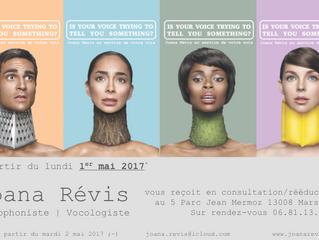 Joana Révis, au service de votre voix