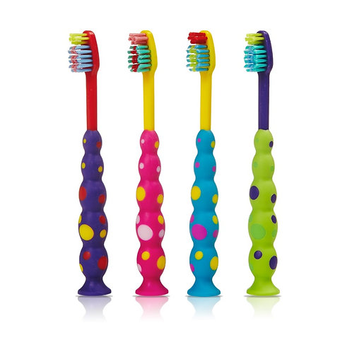 Octopus Kids Toothbrush -  Pkt/12 (Caredent)