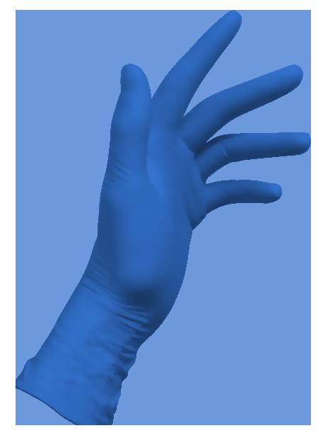 Nitrasoft Nitrile Gloves (Mediflex)
