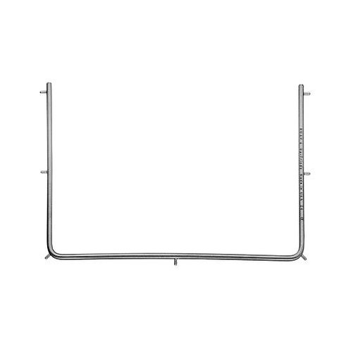 Rubber Dam Frame - Adult 15cm x 15cm