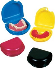 Retainer Cases - Mixed Colours - Pkt/20