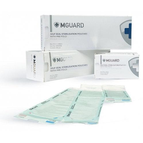 Self Sealing Sterilisation Pouches - Box/200 (MGUARD)
