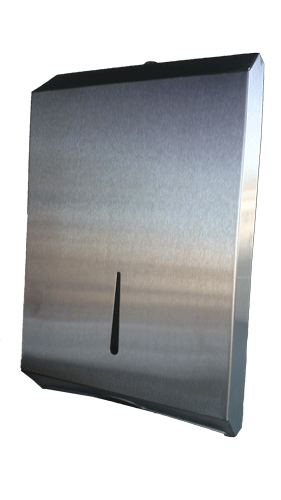 Stella Compact Paper Hand Towel Dispenser - Stainless Steel