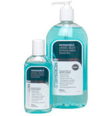 Microshield Angle Hand Gel