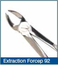 Forceps Upper Molar Right #92