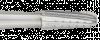 Sterile Surgical Burs - HP Taper Flat End Cross Cut 703L (121) Pkt/10