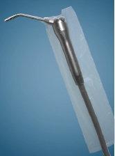 Syringe Sleeve with Opening - Box/500