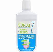 Oral7 Moisturising Mouthwash 500ml