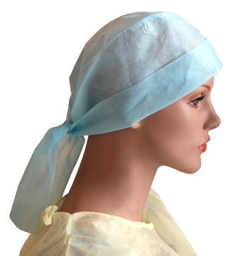 Tie Back Caps (Owear) Pkt/50
