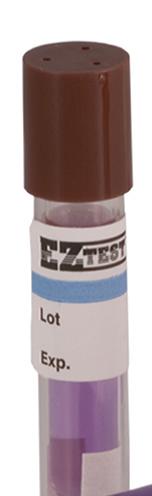 EzTest Self Contained Biological Indicators - Box/100