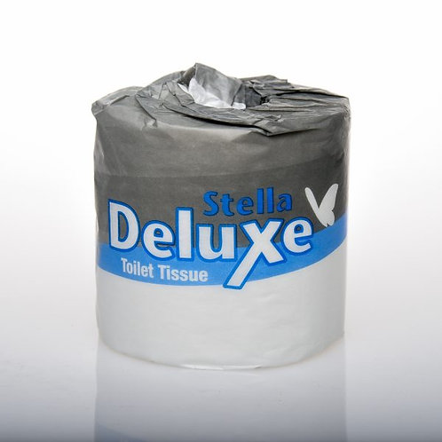 Stella Deluxe 3ply 330sht Toilet Tissue - Ctn/48rolls