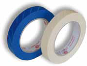 Autoclave Tape - ISO Steam Indicator Rap 25mmx50m Blue