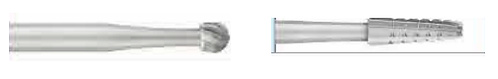 Burs - SS White Surgical Burs HP - Carbide Shank 44.5mm - Pkt/10