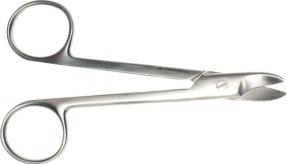 Scissor Crown & Collar Curved