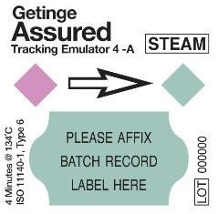 Meditrax  Surgery Integrator (Emulator) Labels Class 6 - Pkt/400