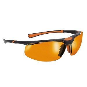 ICU Protect Sports Amber Curing Light Glasses