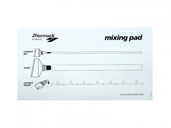 Large Mixing Pads - 20sheets - 10 x 20cm
