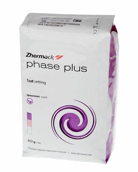Phase Plus - Long Life Alginate 453g