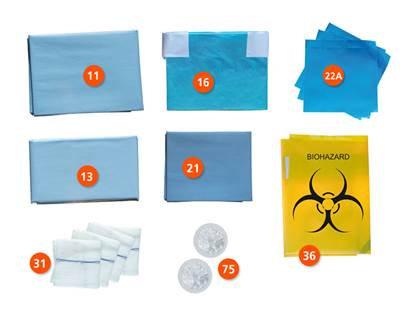 MDDI Implant Drape Kit Sterile