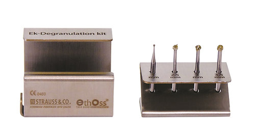 EthOss Degranulation Bur Kit