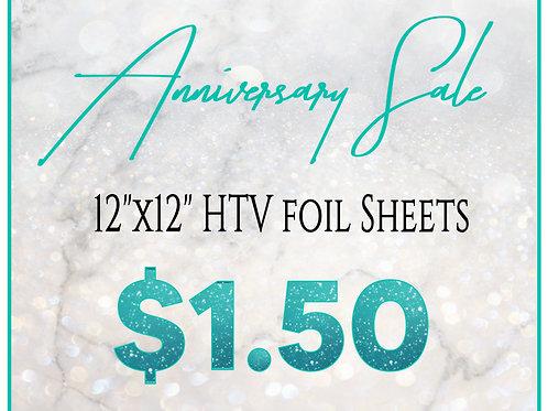 $1.50 FOIL HTV SALE